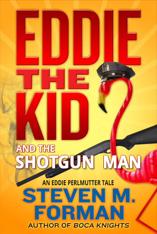 Coming Soon! - Eddie the Kid and the Shotgun Man